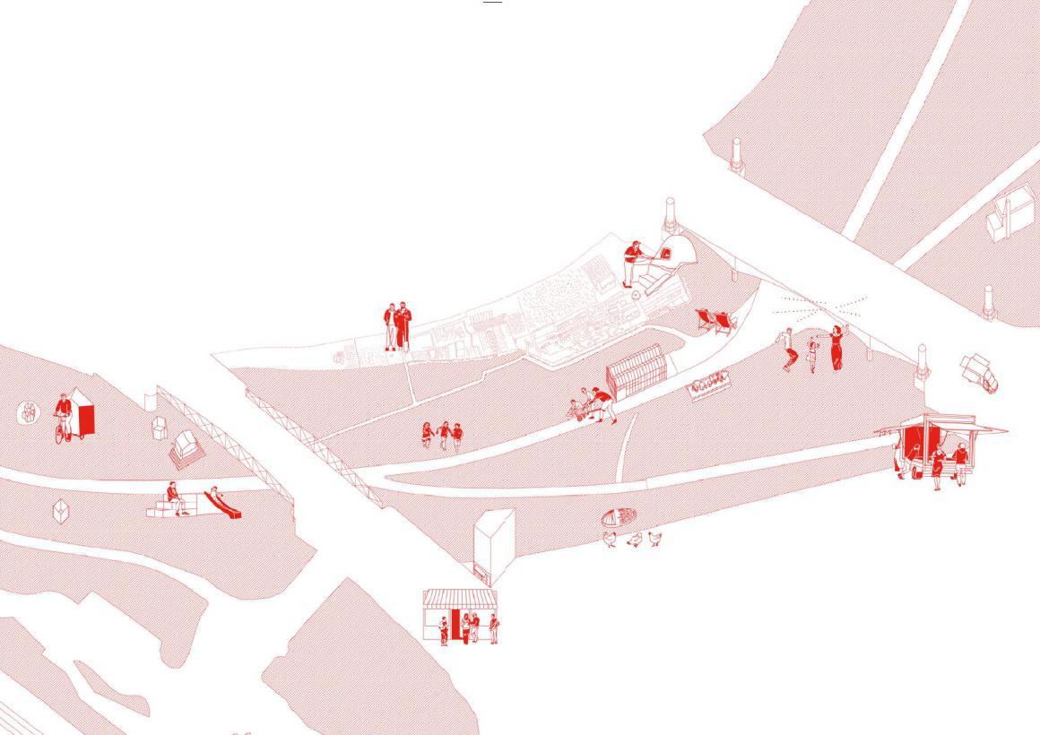 carte spatial Parckfarm