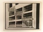 "Sta JASINSKI (1901-1978), shop-front design, grocery store ""Épiceries Aermans et Sœur"", n.d. – CIVA, Brussels"